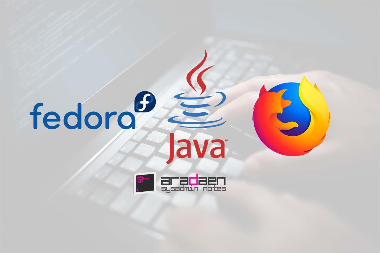 Habilitar Oracle Java en Firefox | AraDaen Blog sysadmin notes